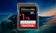 SanDisk unveils world's first 1TB SD card, just a prototype for now