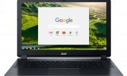 Acer announces new Chromebook 15 for $199