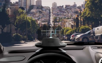 Anker is working on a heads-up display for your car