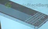 Upcoming BlackBerry Mercury with physical keyboard possibly spotted in a benchmark