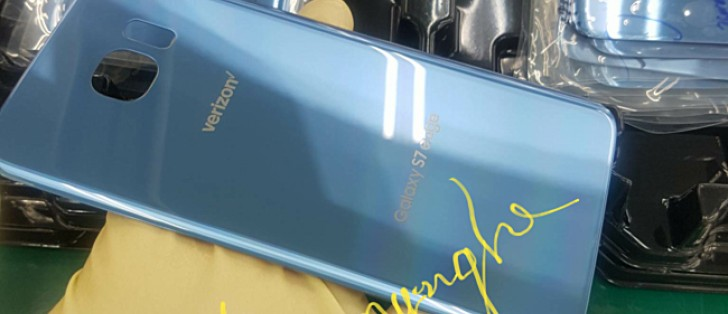 Blue Coral Samsung Galaxy S7 Edge Officially Confirmed Launching November 5 In Singapore Gsmarena Com News