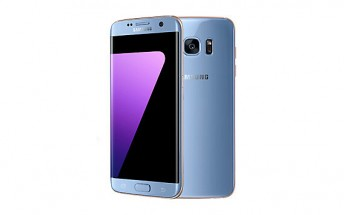 Coral blue Samsung Galaxy S7 edge 4G+ to arrive in Taiwan and Singapore