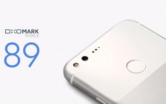 DxOMark gives Google Pixel camera a score of 89