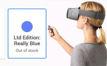 Free Daydream VR with Pixel pre-order; Really Blue option sold out, but Verizon still has it