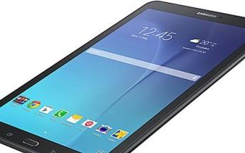Samsung Galaxy Tab E 9.6 receives $30 price cut in US