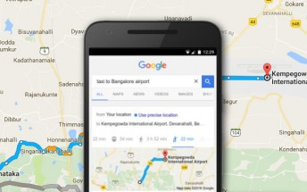 You can hail an Uber straight from Google Search