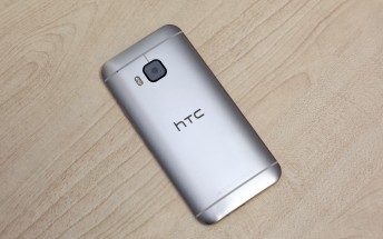 HTC One M9's price drops to $300 unlocked, HTC 10 is still $549