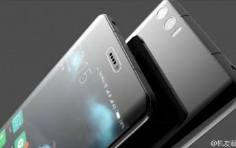 New purported Xiaomi Mi Note 2 renders leak alongside rumored base price