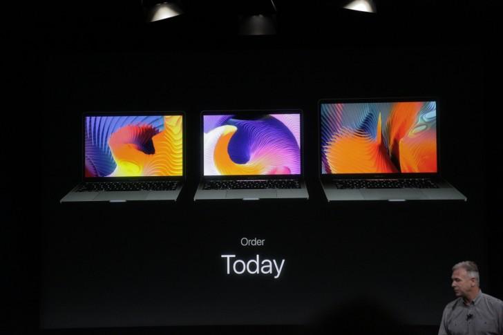 Apple unveils three new MacBook Pro models starting at ...