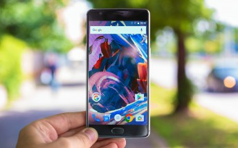 OxygenOS 3.5.6 beta for OnePlus 3 brings November security patch, other changes
