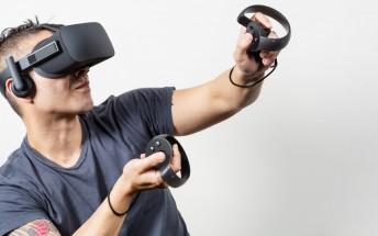 Oculus Touch controller arrives on December 6 for $199, alongside $49 Oculus Earphones