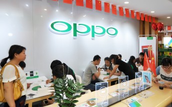 Oppo R9, iPhone 6s lead offline sales in China