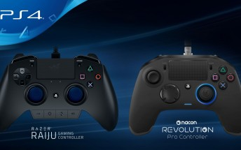 PS4 gets its first licensed third-party pro controllers