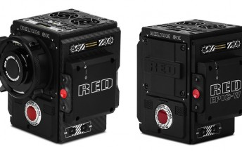 Red announces new Weapon and Epic-W with 8K Helium sensor