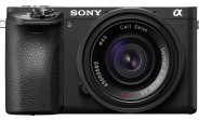 Sony announces a6500 and RX100 V