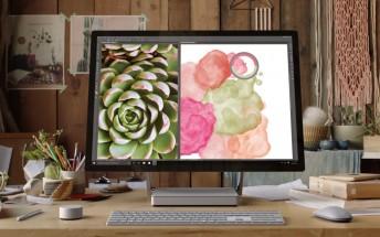 Microsoft Surface Studio starts shipping this week