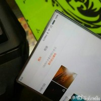 Xiaomi Mi Note 2: No bezel here