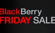 BlackBerry offering plenty of discounts for Black Friday