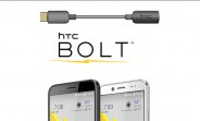 HTC offering free USB-C to 3.5mm audio adapter to Bolt owners in US
