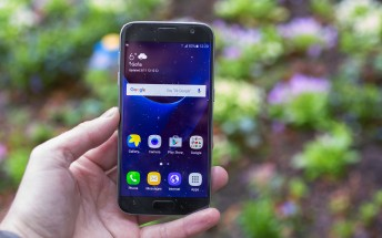 Cricket is selling the Samsung Galaxy S7 for just $324.99 until tomorrow