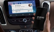 Android Auto's issue with temperature scales has been fixed