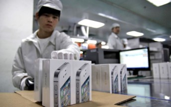 Former Foxconn manager allegedly stole $1.5m worth of iPhones