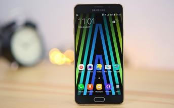 Samsung Galaxy A7 (2017) clears FCC