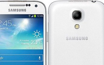 Samsung Galaxy S4 mini getting new security update