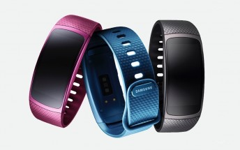 Gear Fit2 software update brings some new features