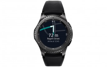 New HERE WeGo maps are now live for the Samsung Gear S3