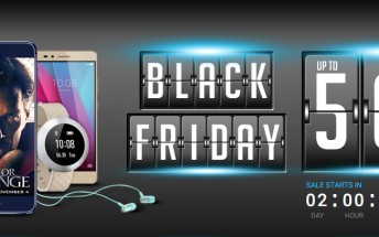 Honor 8 gest a $100 price cut in USA for Black Friday, $1 flash sales live too
