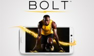 """HTC Bolt dashes to Sprint: a 5.5"""" phone with HTC 10's design, IP57"""