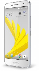 HTC Bolt in Glacial Silver