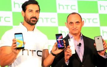 HTC announces Desire 10 pro and HTC 10 evo in India