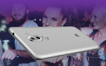 Huawei silently makes the Mate 9 Lite official