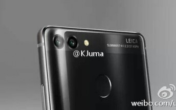 Huawei P10 or P10 Plus reportedly spotted in another image