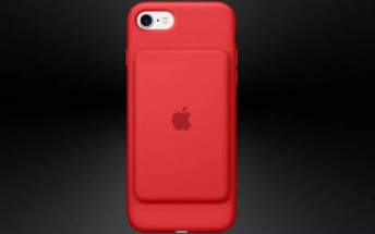 Product Red Smart Battery Case for the iPhone 7 announced
