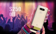 LG G5 gets a $250 discount in the US, down to $400