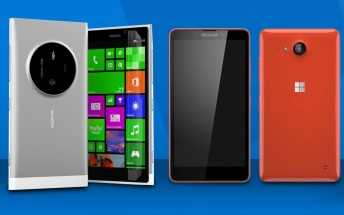 Microsoft Lumia 1030 and 750: cancelled Windows Phones unearthed