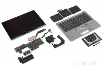 iFixit tears down the new entry-level 13