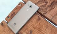 Huawei Mate 8 Nougat update leaks ahead of release