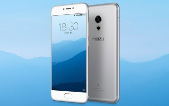 Meizu announces Pro 6s with a new main camera and a bigger battery