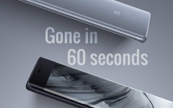 Xiaomi Mi Mix and Mi Note 2 sell out again in less than a minute