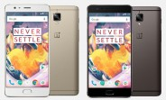 OnePlus 3T is official with Snapdragon 821 and 3,400 mAh battery, starts at $439