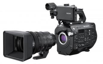 Sony announces FS7 II video camera