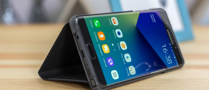 T Mobile Galaxy Note7 Units Will Get The Update Limiting Charge To