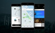 Uber redesigns mobile app
