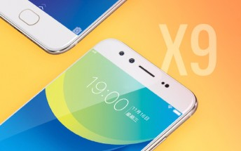 Promo poster for vivo X9 and X9 Plus gives away the specs