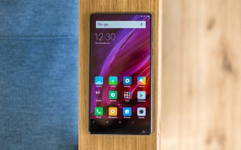 The Xiaomi Mi Mix is finally here and the real screen-to-body ratio is?