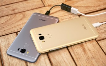 Asus ZenFone 3 Max (or Deluxe) is getting Android 7.1.1 update